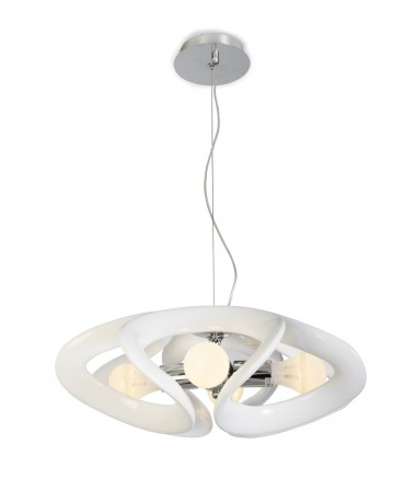 87162/SP4/WH Aries MyLamp